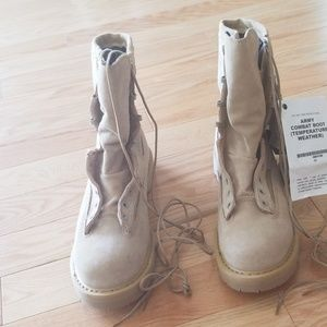 Rocky Gore-Tex Army Combat Boots
